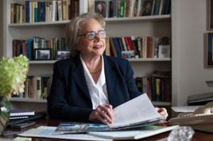 TCNJ President R. Barbara Gitenstein