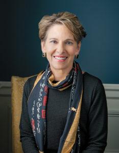 President Kathryn A. Foster Portrait